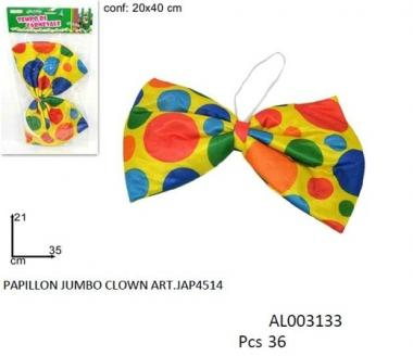 Papillon Jumbo Clown art. 369810
