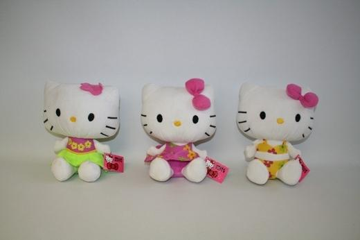 Hello Kitty floral art.320681