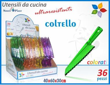 Coltello Plast. 36 D/BOX