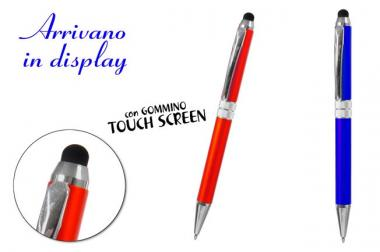 Penna touch screen assortito