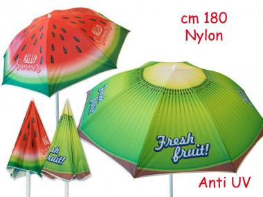 Ombrellone Nylon Diam. 180 Fruit
