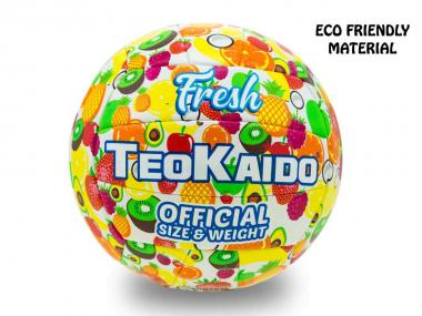 Pallone Cuoio Volley Fresh Fruit