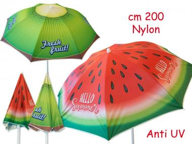 Ombrellone Nylon Diam. 200 Fruit