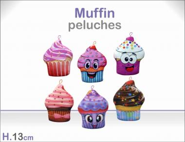 Muffin assortiti 13 cm