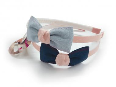 Cerchietto fiocco trendy bow