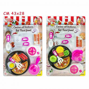 Cucina Fast Food 2mdl