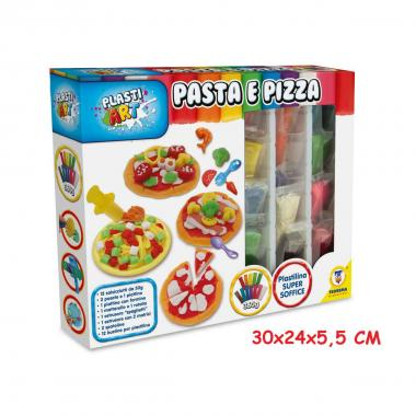 Plastilina Set Pasta e Pizza