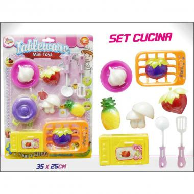 Cucina in Blister