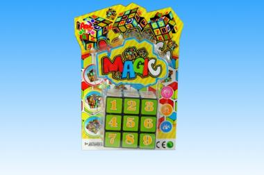 Cubo Magic C/Numeri & Lettere