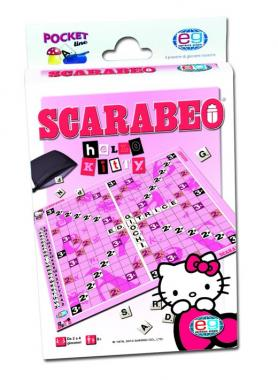 Scarabeo Hello Kitty pocket 2115